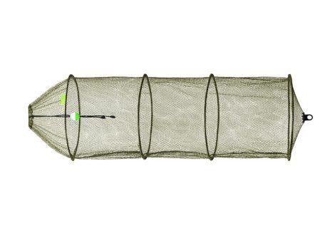 Karikás haltartó gumírozott Delphin BASE-R 100cm