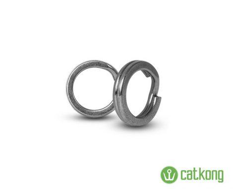 Delphin harcsa gyűrű CATKONG / 10db