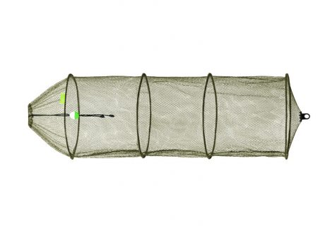 Karikás haltartó gumírozott Delphin BASE-R 80cm