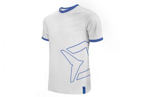 Delphin trikó HYPER fehér