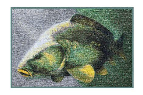 Delphin szőnyeg 3D ponty