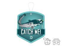Delphin Autó illatosító CatchME! HARCSA