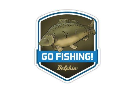 Öntapadó GO FISHING!